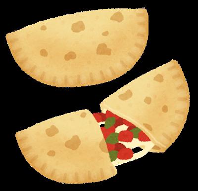 ピザ派生食品作成